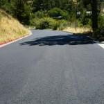 Private Road Asphalt Paving, Tiburon, CA