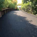 Asphalt Paving San Rafael driveway and berm