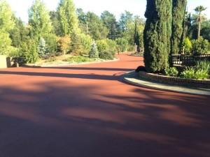 StreetBond asphalt color coating