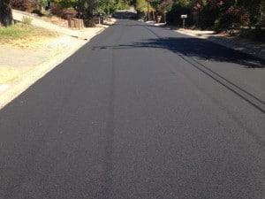 Private Roadway Asphalt Paving, San Anselmo, Ca
