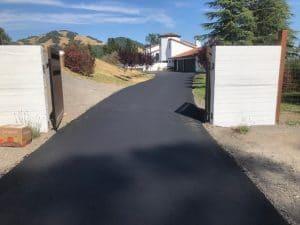 asphalt driveway santa rosa