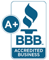 BBB A+ rated paving company