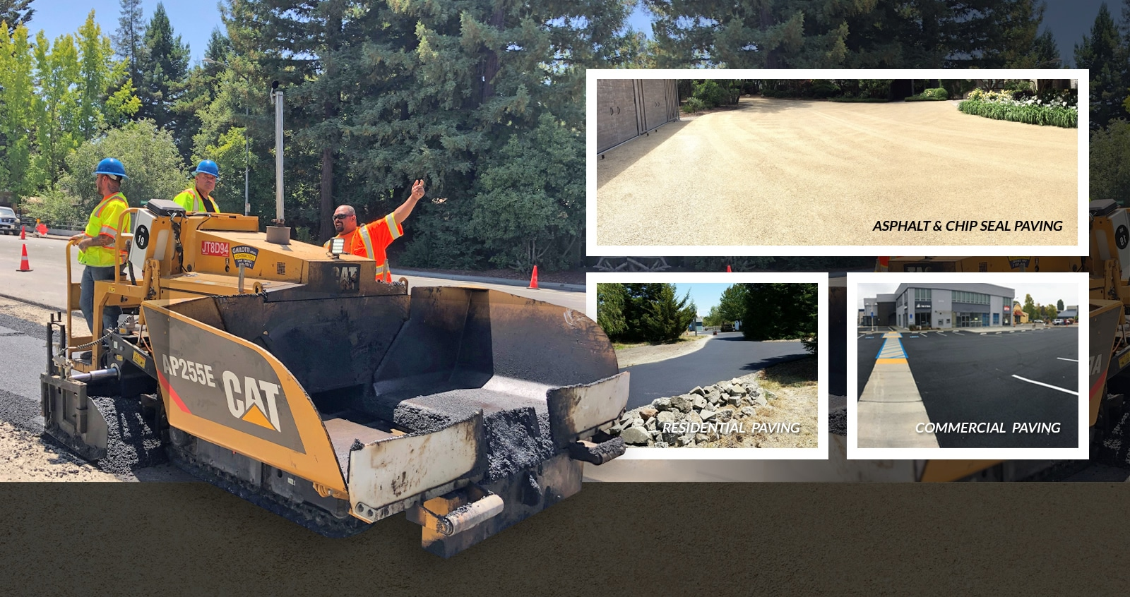 Pimentel Paving Residential & Commercial Paving Contractor